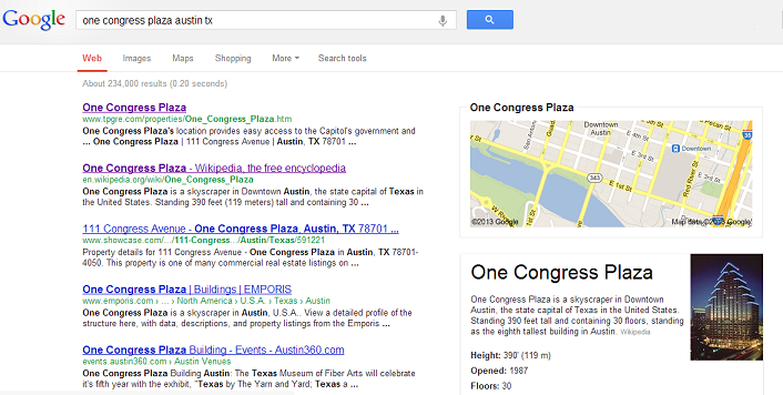 Easiest thing to do - Google your business
