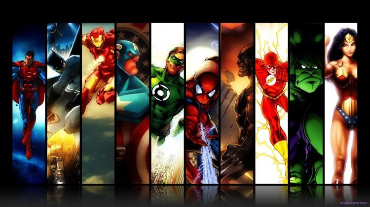 dc-comics-superheros-wallpaper