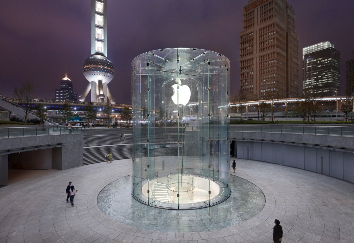 Apple-store-in-China