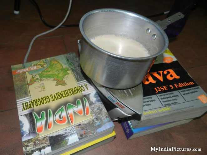 Tea-making-iron-jugaad