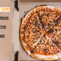 Smaller, Flatter, Faster. Is The Two Pizza Team Finally Going Mainstream?