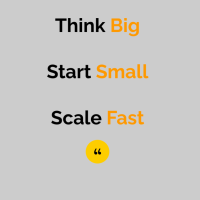 Moving From 'Big Change That Rarely Happens' To 'Small Change That Always Does'