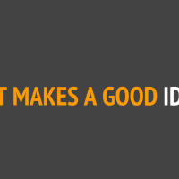 The Anatomy of a Great Idea